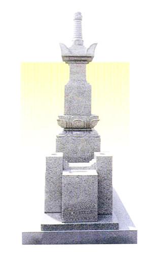 大阪 墓石 霊園 株式会社高千穂 宝篋院塔